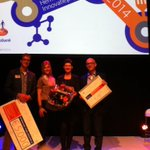 Ons MaxiMaaltje heeft de Herman Wijffels publieksprijs gewonnen :) https://t.co/L5w1NVyoWb http://t.co/1BLa9GILUW
