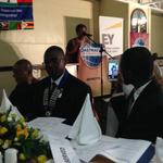 Eve Gadzikwa speaking at #Toastmasters leadership and commissions summit. http://t.co/TAMCd8SiP3