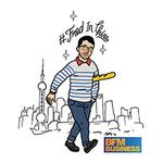 Retrouvez #FredinChina sur @bfmbusiness ce samedi à 14h10 et 21h10, et ce dimanche à 7h10 w/ @mjolivet et @FredFarid http://t.co/TtET6E1bDn
