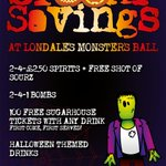 Dont forget about @LonnieCollege bars Monsters Ball! Fancy dress, drinks offers & FREE tickets for @TheSugarhouse! http://t.co/VB4PhWGxqu