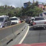 Así esta la #PNM en el km 18, @EUtrafico, @trafficMIRANDA, @traficovv, @EnMediodeTodoFM http://t.co/UUCBAChnPZ