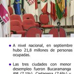 Monteria entre las 3 ciudades con menos desempleo #FuenteDANE @TuPlanBMtr @hvelascomontoya @JJVergaraD @LaRazonCo http://t.co/2XCeZoHWxH