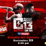 Calle 13 regresa a Guatemala, el sábado 29 de noviembre en el Estadio del Ejército. Boletos en http://t.co/xFlfxdk2aQ http://t.co/zWX7BDGgpU