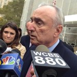 """Bill @CommissBratton on #banks resignation """"it came as a surprise to me"""" #NBC4NY http://t.co/1YtB6H8eNA"""