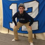 Dressed up as @PeteCarroll @Seahawks for Boo Friday! Day before the day before! #GoHawks http://t.co/FCdEoq5YAu