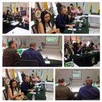 @FredysSocarrasR participó videoconferencia con @JuanManSantos y @GeneralPalomino estrategias xa fortalecer seguridad http://t.co/siVC1HtF9m
