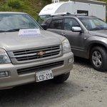 La @PoliciaEcuador retiene automotores por alteración de chasis en #Loja y #Puyango. @MinInteriorEc http://t.co/LbGov4On0V