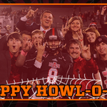 HAPPY HOWL-O-WEEN to all the Red Wolves tonight! Make sure to have fun and please be safe. #WolvesUp http://t.co/E7NvvbmYkJ