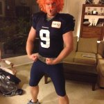 You never know, tonight you may run into @Seahawks LS @Gresh49 disguised as @JonRyan9 trick-or-treating #Halloween http://t.co/83IKhBuqxL