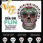 #DiaDeLosMuertos Festival to fill #downtowncc Saturday; 35,000 expected to attend: http://t.co/cS6rX7Vyt4 #vivacc http://t.co/zwDfzmOUNv