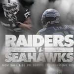 "Its going down ???? ""@RAIDERS: Epic Rivalry. Epic Trailer. @Raiders. @Seahawks. http://t.co/oPem6WJv5Q http://t.co/KKJMtESxFX"""