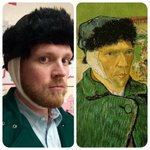 """""""I put my heart and my soul into my work and have lost my mind in the process."""" -Van Gogh #mckboyd #HappyHalloween http://t.co/PhIRUZQVIN"""