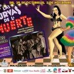 Primera función a las 19:00h en #ForoRealia Las Curvas de la Muerte #Teatro #Xalapa http://t.co/EH5DwXtnc5