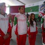 En unos momentos iniciará el abanderamiento de la delegación mexicana que competirá en los @JVeracruz2014 http://t.co/AWccoFXrvw
