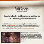 J.K. Rowling Posted A New Harry Potter Story Online http://t.co/WdK6FaoBZ1 http://t.co/E3HpNLzYcb