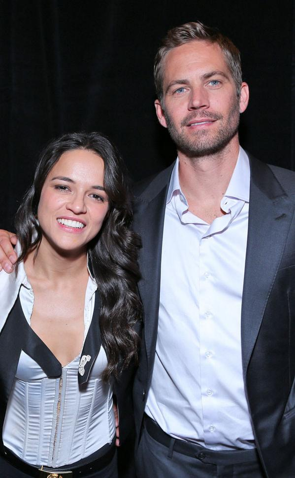 Michelle Rodriguez opens up about how Paul Walker would have reacted to Furious7: