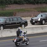 #ObamainRI I-95 south open again after motorcade passes. @projo photo by Kathy Borchers @provdowntown http://t.co/I0M6cptb1d
