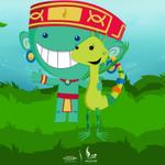 #Toto y #Bamba son las mascotas de los @JVeracruz2014 ¡Conócelos! http://t.co/9uUIdWS61W #ElFuturoDeMéxico http://t.co/TkSkvlZsuN