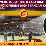 Were you at the #CavsOpener? Find yourself in the crowd! Register here: http://t.co/1xqpH7VUJD to be notified. http://t.co/ePsHMuIPlT