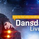 """""""@VTM: De eerste #dansdate is er om 20.35, maar wij zijn nu al live op http://t.co/UD9OnUt9dH! http://t.co/TrXc4f1bC5"""""""