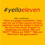 Just before the curtains close on our YelloEleven series, Here is  Season 3, Episode 3. #YelloEleven http://t.co/a6SYMGHtXF