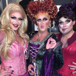 These Hocus Pocus witches are men in brilliant makeup http://t.co/6bvuewuT8C http://t.co/7OuJtAm5Yy