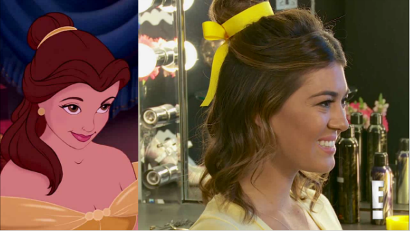 Halloween hair how-to: Snow White, Cinderella, and more Disney princess styles!