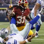 Romo is X? RT @SportsDayDFW Xs and Os: A closer look at why the Redskins could sack Tony Romo from @SportsSturm http://t.co/CSSX11e0vv