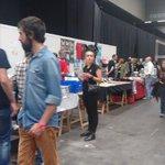 Estamos esperándote, si vienes a #bime pasate por el mercado MUME. #mumebime #bilbao #bec #viernes http://t.co/ZEp5NjXZxi