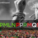 #RoPMLNPPPMQMRo because the shackles have been broken alhamduliALLAH! Pakistan is awake! Run for your lives! ???????? http://t.co/swgMNOM6oy