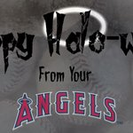 "#LAA #Angels RT "" Happy #HALOween Fans! #Angels #TrickOrTreat http://t.co/mkWZUattjD "" #SportsRoadhouse"