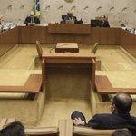 STF ignora veto de Dilma e manda Congresso votar orçamento com aumento para juízes http://t.co/0ZlM1LyV49 http://t.co/VhK5r2E1J2