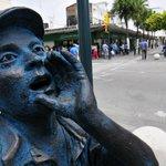 #Guayaquil ya tiene sus esculturas al betunero, al canillita y a Vicente Rocafuerte http://t.co/UpwuQUvN7v http://t.co/EpqOstFD2I