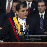 #Ecuador: Asamblea estudiará reforma que permitiría #reeleción indefinida de Correa http://t.co/PIdivxofYn http://t.co/HUaCaI6Syk