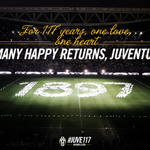 In Turin, 117 years ago, a dream we're all part of came to life. Happy birthday, #Juventus! #Juve117 http://t.co/VYn2UdQBtA