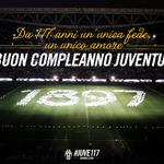117 anni fa a Torino nasceva un sogno che accomuna tutti noi. Tanti auguri, Signora! #Juve117 http://t.co/8koaEQLlT8