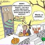 Socialismo en #Halloween http://t.co/eDCLsrYYdf