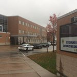 Update to Brampton school stabbing: 17-year-old student arrested. Boy injured is 16. http://t.co/g5i759NUBS http://t.co/8FgOfMVWIr