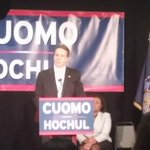 Governor Cuomo at a get out to vote rally in #Roc @News_8 http://t.co/rSRGcvRUo1