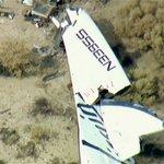 Virgin Galactic spaceship crashes in Calif. desert; 1 pilot killed http://t.co/peOLuTZpDk http://t.co/gwellnhISC