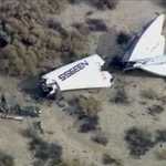 Virgin Galactic spaceship destroyed in test flight mishap, one fatality reported: http://t.co/FgMrCGVxa9 http://t.co/JGjHi4JtkJ