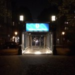#UBahn U4 #Berlin Eingang Viktoria-Luise-Platz, eröffnet 1910. Unverändert seitdem. #ÖPNV http://t.co/A4bJMAxuI1