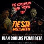 Happy Halloween! Esta noche es de terror y farra ???? #Loja ???? http://t.co/VTSVuUSd7y