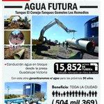 Trabajamos en construcción del acueducto frente a Preparatoria Diurna. Aquí te informamos algunos de sus beneficios. http://t.co/DrlFejTLJu