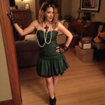 For Halloween. My super hot 80s wife. @CleverDever http://t.co/Mry1dpwpyp