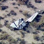 1 killed, 1 injured in crash of Virgin Galactics space tourism rocket - http://t.co/u4EDFRhbNo http://t.co/BPJdV4v0ho
