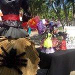 ¡Gran celebración del #DiaDeMuertos en CUCosta! http://t.co/FGtTHDvCq2