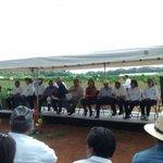 Gobernador @ferortegab y Dir. Gral INCA Rural presiden ceremonia con motivo del Día del Agricultor http://t.co/DlNwIgfMpi
