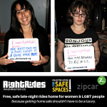 Hey #DC! Going out for #Halloween? Get a free, safe ride home tonight: http://t.co/zZOYR5Iy5M #RightRidesDC #lgbt http://t.co/0kNvPXFbG3
