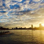 A beautiful #Boston moment with @BCMensCrew on the Charles. http://t.co/RH4wpSMwJL